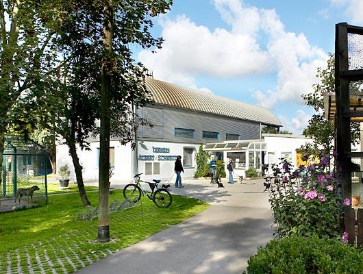 Tierheim Bonn Eingang